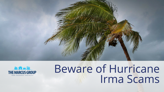 Beware of Hurricane Irma insurance scams