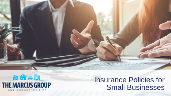 Insurance Policies for Small Businesses